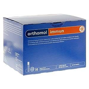 Orthomol Immun Trinkflaschen und Tabletten, 30 Stück, 1er Pack