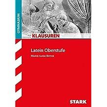 Klausuren Gymnasium - Latein Oberstufe