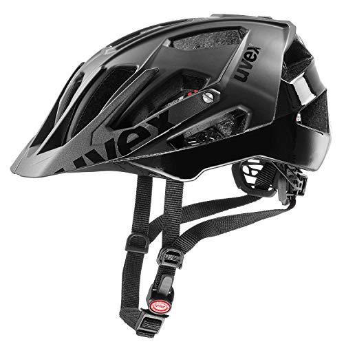 Uvex Quatro MTB Fahrrad Helm schwarz 2019: Größe: 56-60cm