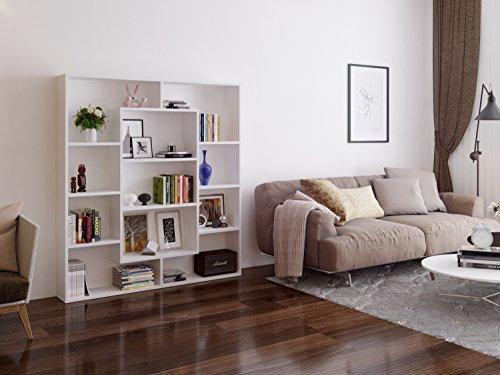 Venus biblioth que tag re de rangement tag re pour livres tag re pour bureau salon - Etageres pour salon bibliotheques bureau ...