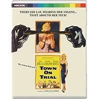 Town on Trial - Limited Edition Blu Ray [Blu-ray] - Region Free
