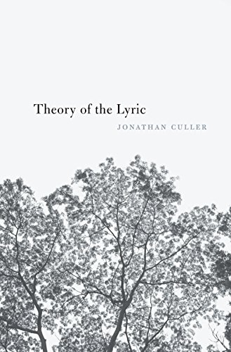 Theory of the Lyric (English Edition)