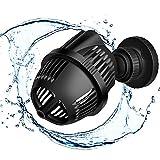 YAOBLUESEA Pompa di Flusso per Acquario Pompa di Flusso per Acquario Pompa di Flusso per Acquario Pompa di circolazione per Acqua Piatta (3000L / H con Ferro Magnetico)
