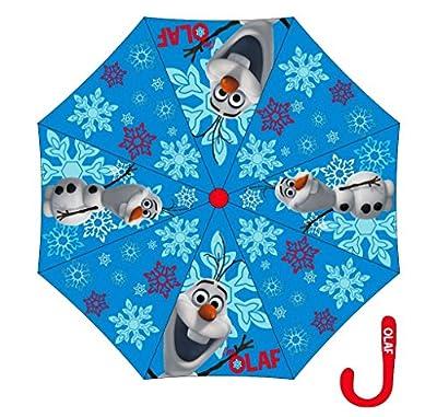 Disney Paraguas Manual Olaf Frozen 40cm Surtido de FROZEN