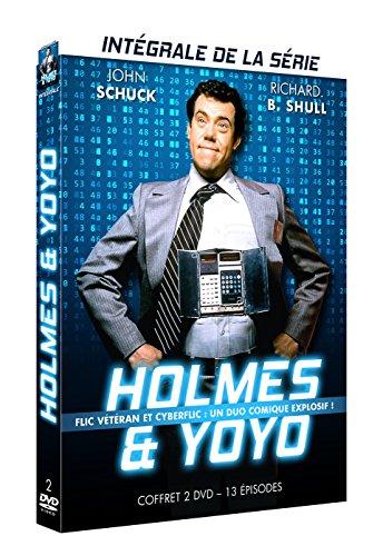 Preisvergleich Produktbild Coffret intégrale holmes et yoyo [FR Import]