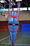 POWERSHOT® Basketballtrainer Basketball Wall - Defensivpuppe D-MAN