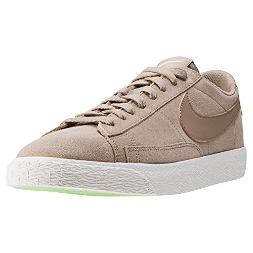 Zapatillas Nike - Blazer Low Caqui/Verde/Beige Talla: 42