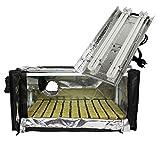 Komplettset Growbox 30x30x60cm mit 36W Taifun 9500k Set TLC Energiesparlampe