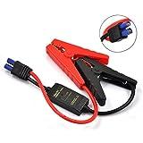TOOGOO 400A Smart voll geschuetzter 14 Zoll Intelligent EC5 Stecker Emergency Alligator Clamp fuer 12V Starthilfe Batterie Pack