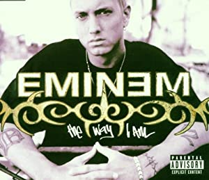 Eminem - The Way I Am [Maxi]