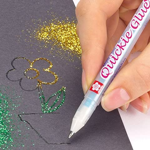 Einfach anzuwendender Leimstift für Karten und Bastelarbeiten (1