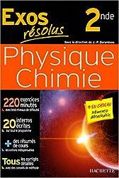 Physique-Chimie 2e