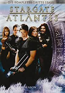 Stargate Atlantis - Season 3 [5 DVDs]