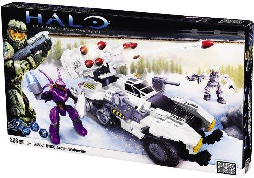 Mega Bloks 96852 - Halo UNSC Arctic Wolverine