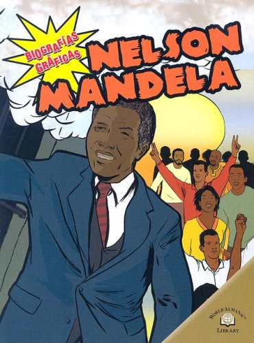 Nelson Mandela (Biografias Graficas/Graphic Biographies) por Kerri O'Hern