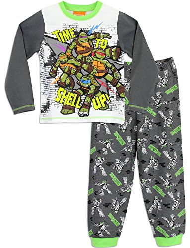 Teenage Mutant Ninja Turtles Jungen Ninja Turtles Schlafanzug (Mutant Teenage Ninja Ninja Turtles)