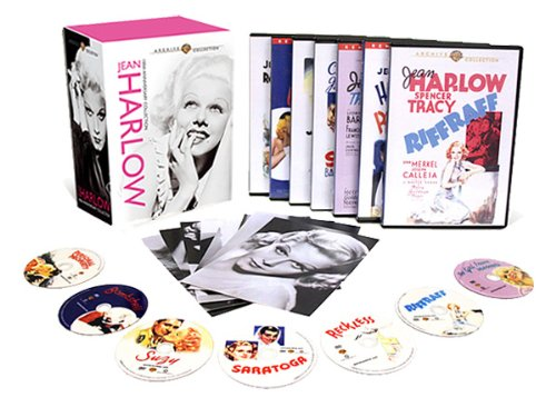 Jean Harlow: 100th Anniversary Collection (7pc) [DVD] [Region 1] [NTSC] [US Import] (Collection Anniversary 100th)