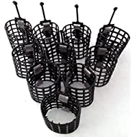 10 cage feeders 20g match course feeders carp fishing tackle by BZS