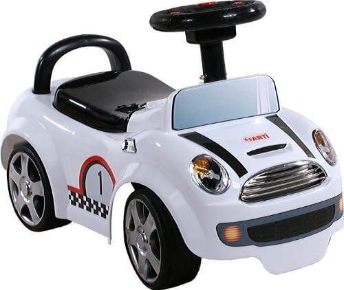 ARTI Jouets  tirer Trotteur Porteur Baby Car Car Car Formula 536 White Ride-On Activity Toy | Vente En Ligne  c3f2c6