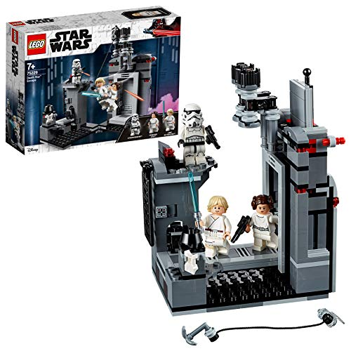 LEGO Star Wars - Escape from the Death Star, a construction toy to recreate the iconic Star Wars scene (75229)