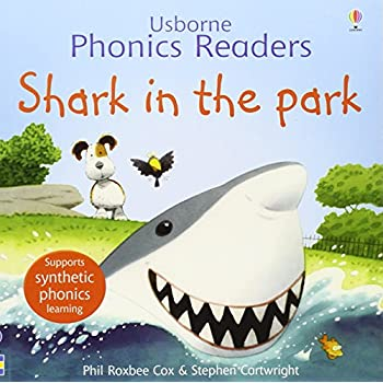Shark In The Park Phonics Reader [Lingua Inglese]