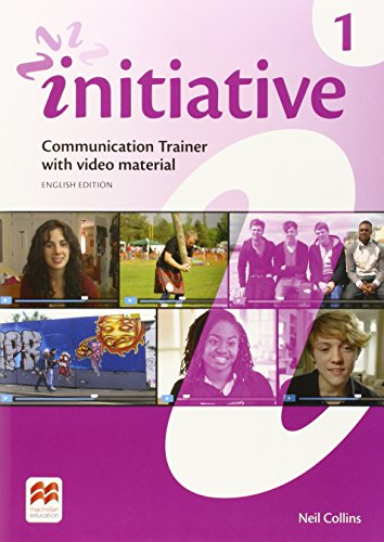 INITIATIVE 1 Wb Pk Eng - 9780230448315 por Catherine McBeth