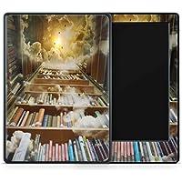 Skins4u Amazon Kindle Voyage Skin Aufkleber Design Schutzfolie Mystic Library