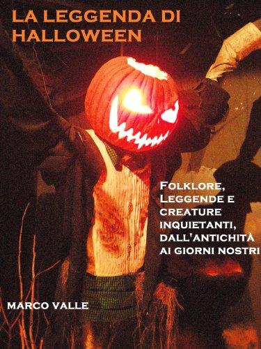 La Leggenda di Halloween (I Misteri di McGlen Vol. 2) (Italian Edition)