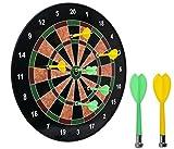 AZI 14 Inch diameter magnetic Dart Board...