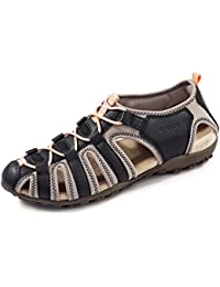 Geox - Sandalias de vestir de Material Sintético para mujer