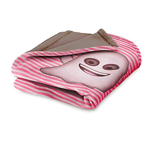 emoji® by Noa Polar Blanket | emoji Polar Blanket | You are phantastic Polar fleece blanket by emoji® Noa
