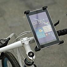 igemy ajustable Tablet PC Soporte cilíndrico soporte fijo para bicicleta soporte, ...