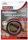 Tesa 56344-00014-01 Réparer Super Résistant Toile Forte adhésion 2,75 m x 38 mm Noir