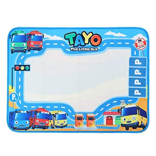 Malerei Board (ExcLent Wasser Malerei Zeichnung Board Matte Schreiben Magic Pen Doodle Spielzeug Geschenk Für Baby Kinder 80X60Cm)