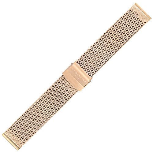 Liebeskind Uhrenarmband 20 mm Edelstahl Rosé - Uhrband B_LT-0039-MM