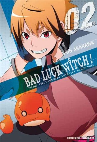 Bad Luck Witch Edition simple Tome 2