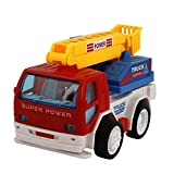 #8: Abhitoys Super Power Truck with lights and music (Power Crane)