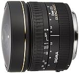 Sigma 8 mm F3,5 EX DG Zirkular Fisheye-Objektiv (Gelatinefilter) für Canon Objektivbajonett