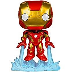 Funko POP! Marvel Vengadores La Era de Ultrón: Iron Man