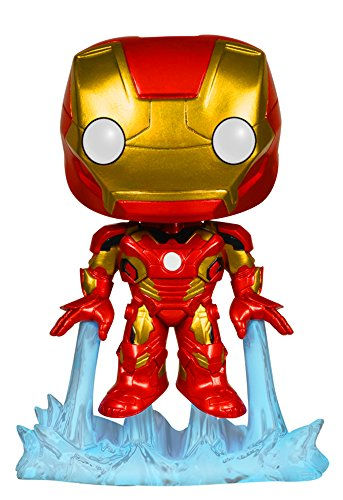 Funko: The Avengers 2: Edad Ultron fuera Iron Man Pop! Vinilo Figura...