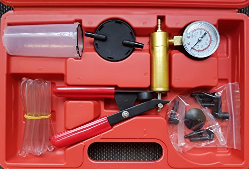 Kraftmann Vakuumpumpe und Bremsenentlüfter, 8999