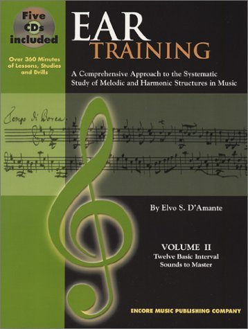 ear-training-twelve-basic-interval-sounds-to-master-volume-2-book-5-cds-by-elvo-s-damante-2002-07-24