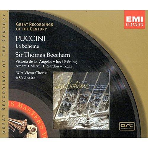 Puccini - La Bohème ( intégrale )