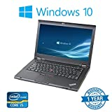Lenovo Thinkpad T430Negro 14'portátil Core i5-3320M, 2,60GHz,...