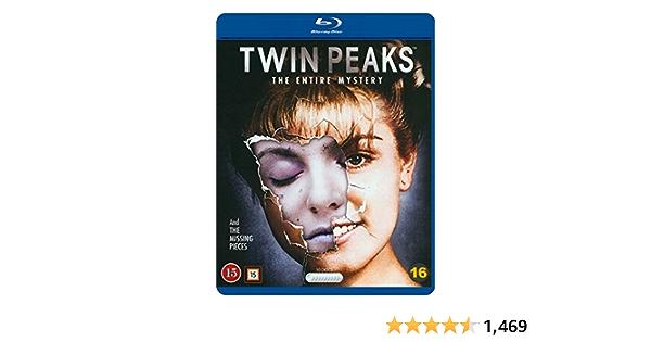 Twin Peaks The Entire Mystery 10 Disc Box Set Twin Peaks Complete Series Twin Peaks Fire Walk With Me Dänische Import Blu Ray Kyle Maclachlan Lara Flynn Boyle Sherilyn