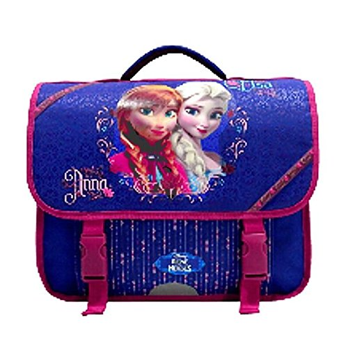 Cartable Reine des Neiges 38 cm