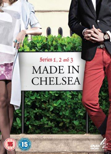 Made in Chelsea-Series 1-3 [Edizione: Regno Unito]