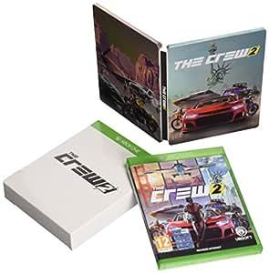 The Crew 2 - Steelbook Edition [Esclusiva Amazon] - Xbox One