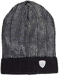 Emporio Armani EA7 cuffia berretto donna originale train fashion nero f8c4afe9e726