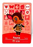 Amiibo Karte Animal Crossing Happy Home Design Karte Fauna 019/100